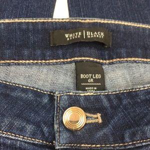 White House Black Market Jeans - White House Black Market Boot Cut Jeans